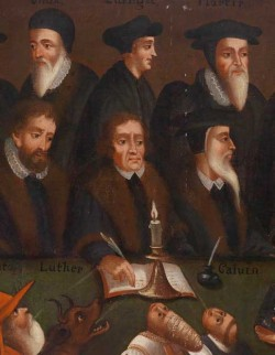 The Reformation at 500: Luther and his Legacy