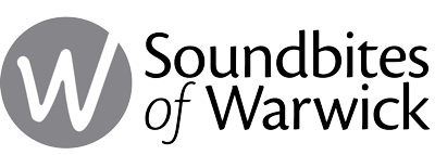 Soundbites of Warwick logo